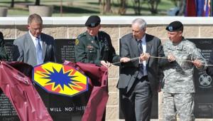 Memorial unveil